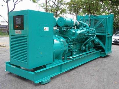 什么是发电机及发电机的各项性能